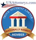 USAttorneys.com Nationally Ranked Truck Accident Lawyer